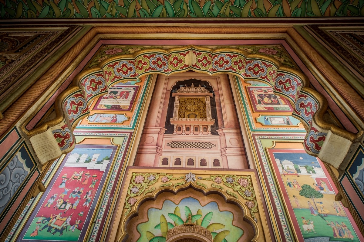 HERITAGE DOORS OF RAJASTHAN – FORTS